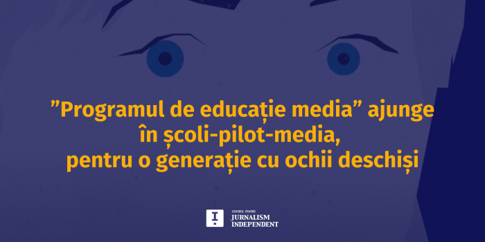 Programul de educatie media_media literacy